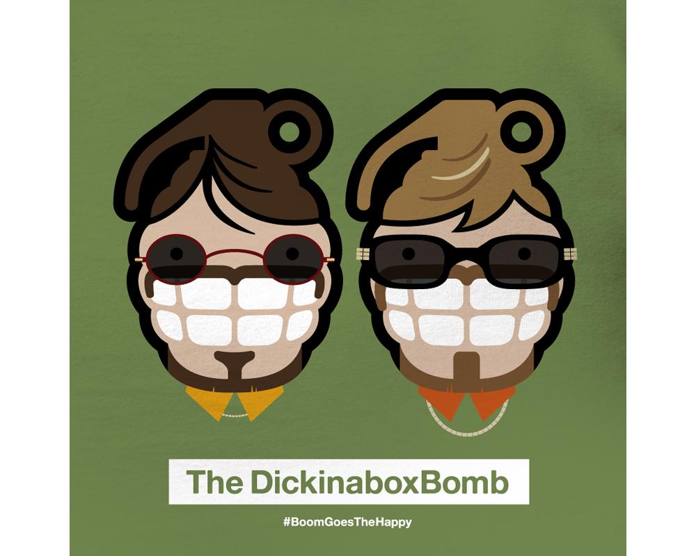 Day 22: The DickinaboxBomb