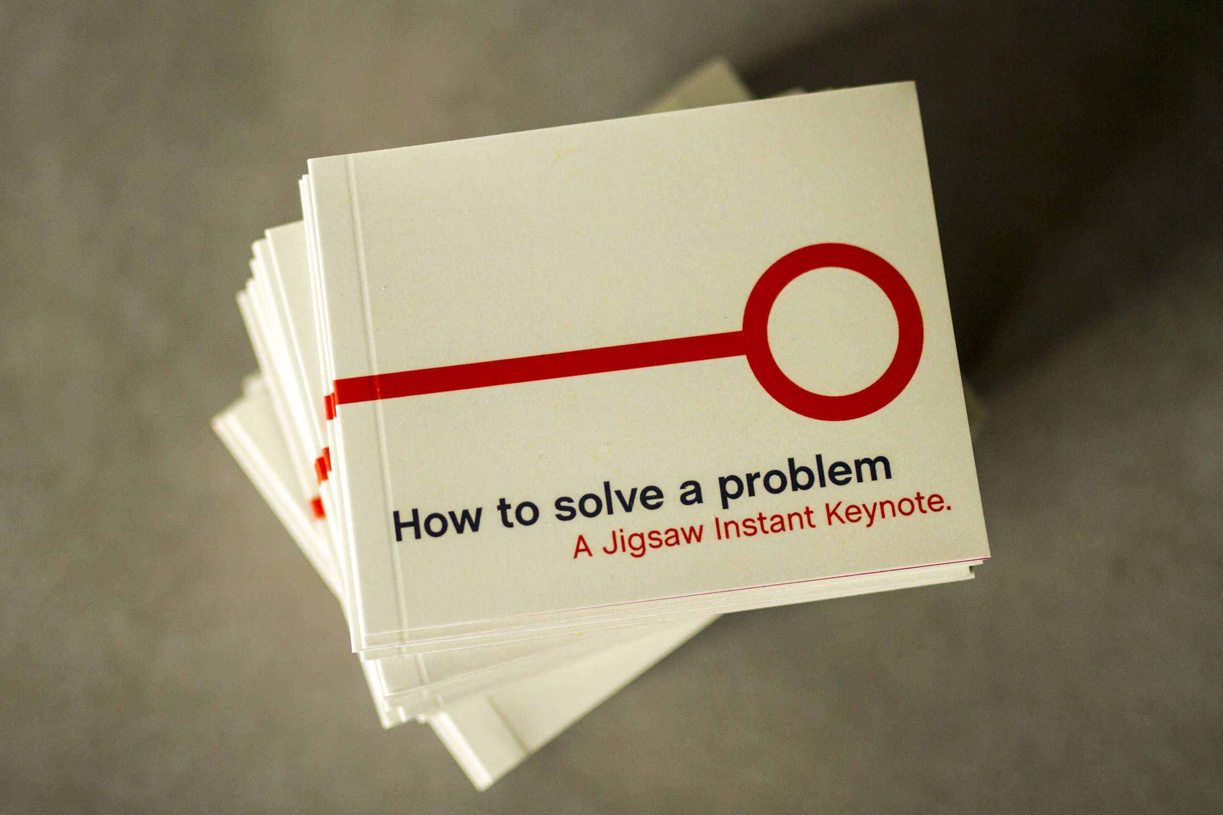 Minibook - How to solve a problem