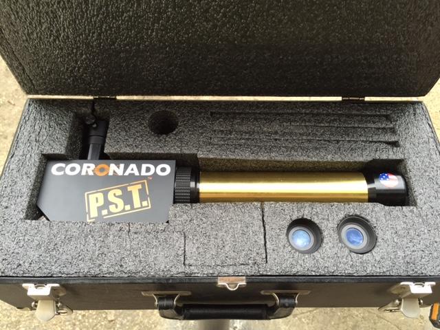 #1 - Coronado PST Solar Scope