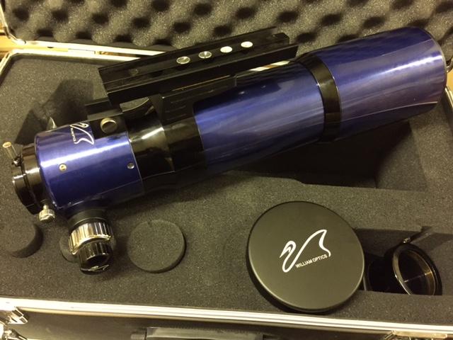 #3 - William Optics Zenithstar II ED 80mm Refractor