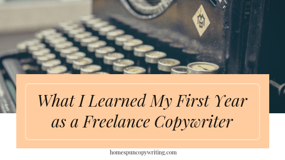 first-year-as-a-freelance-copywriter