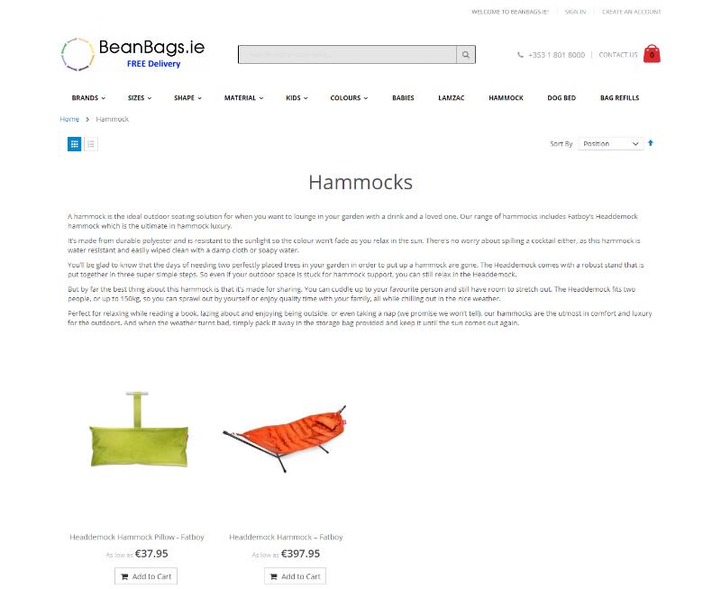 Hammocks -