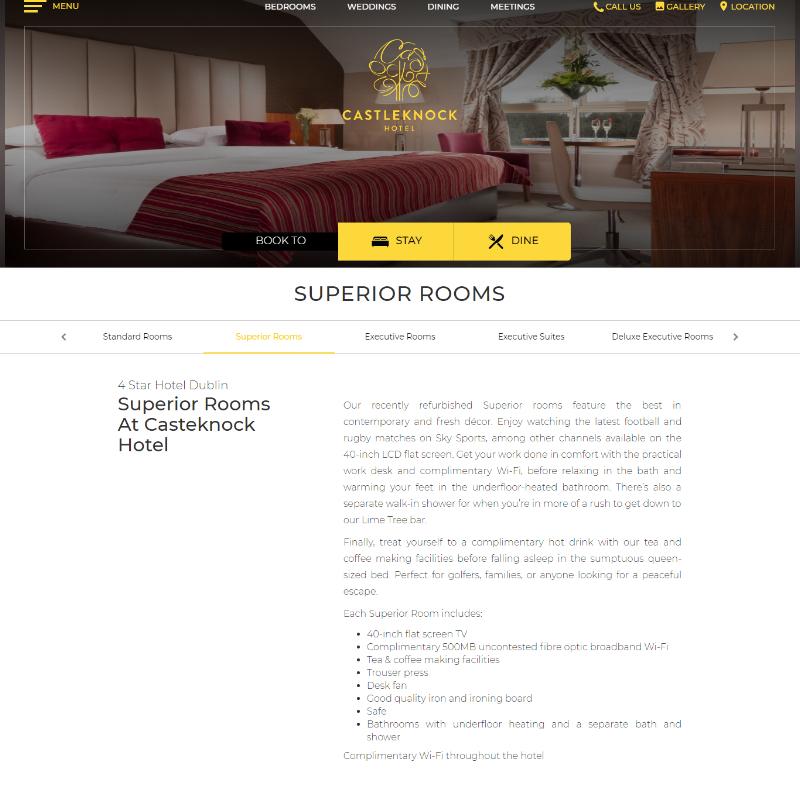 Superior Rooms -
