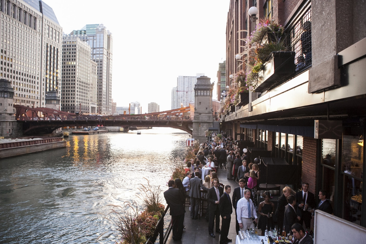 River RoastWedding Reception