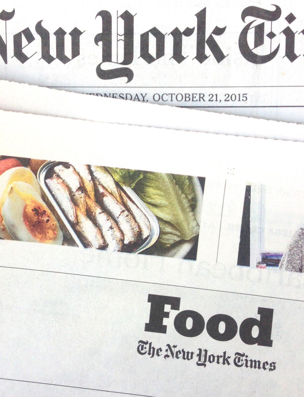 New York Times 2015