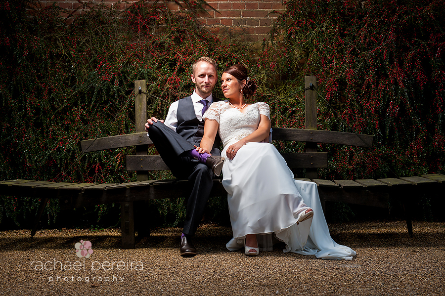 Ipswich wedding photographer at Haughley Park Barn