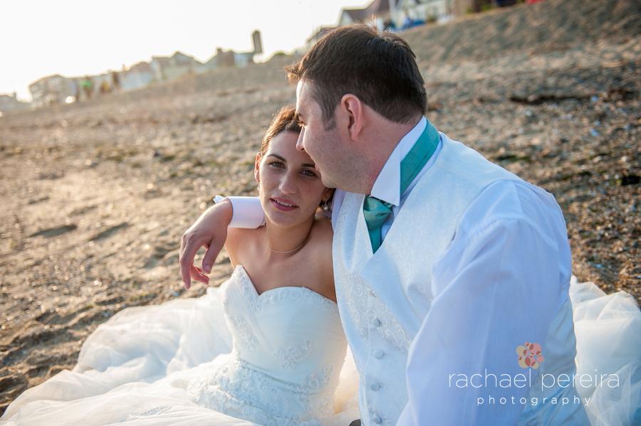 roslin beach wedding photographer