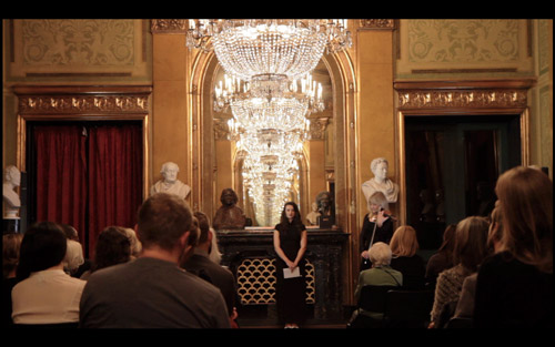 The White Book Performance Lectures No.2, Denmark