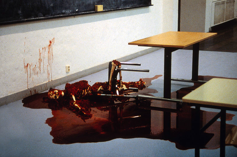 Burn Out: Jes Brinch & Henrik Plenge Jakobsen: The Teacher