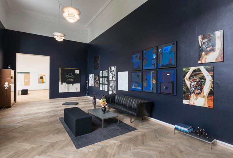 V1 Gallery Booth  Photo: David Stjernholm