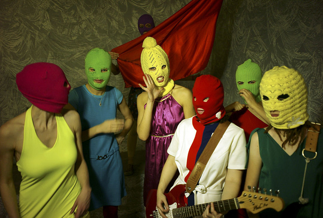 """""""Pussy Riot"""" by Lorena Cupcake is licensed under CC BY 2.0"""