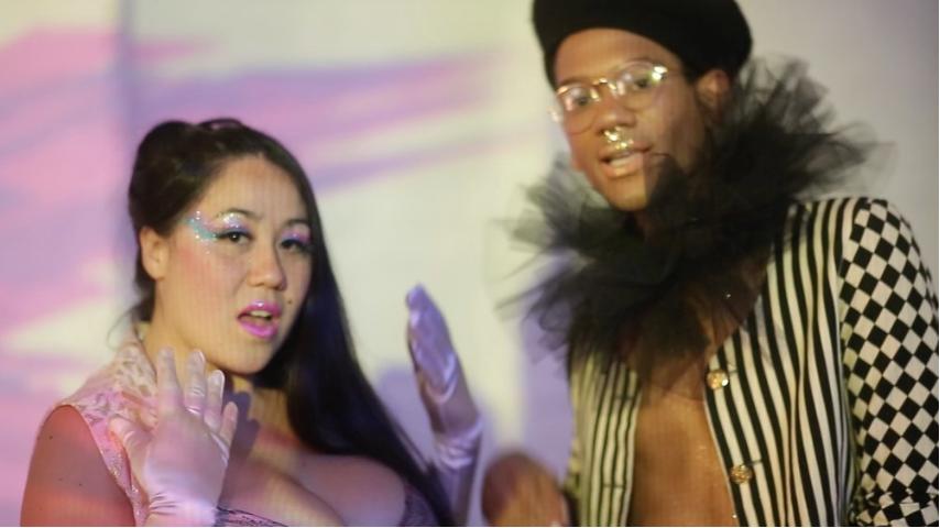 Una Osato & Ashton Muñiz (performers)