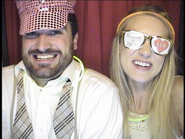 Trent & Jessica Peroyea Wedding - 080214-A