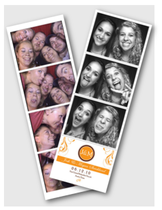 photo booth strips pic