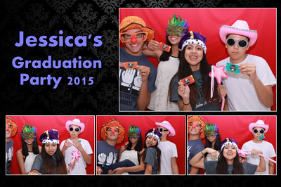 Jessica's Graduation - 062015-D
