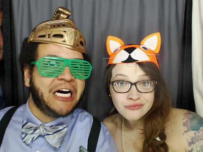 Ashley & Bryan Valentine Wedding - 110815-A