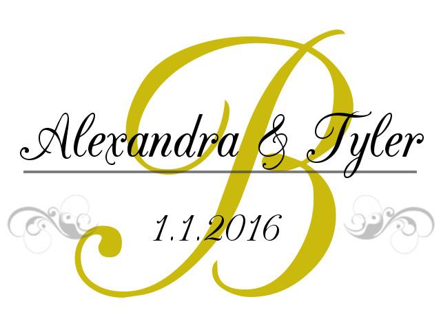 Alexandra & Tyler Buffie Wedding - 010116-A