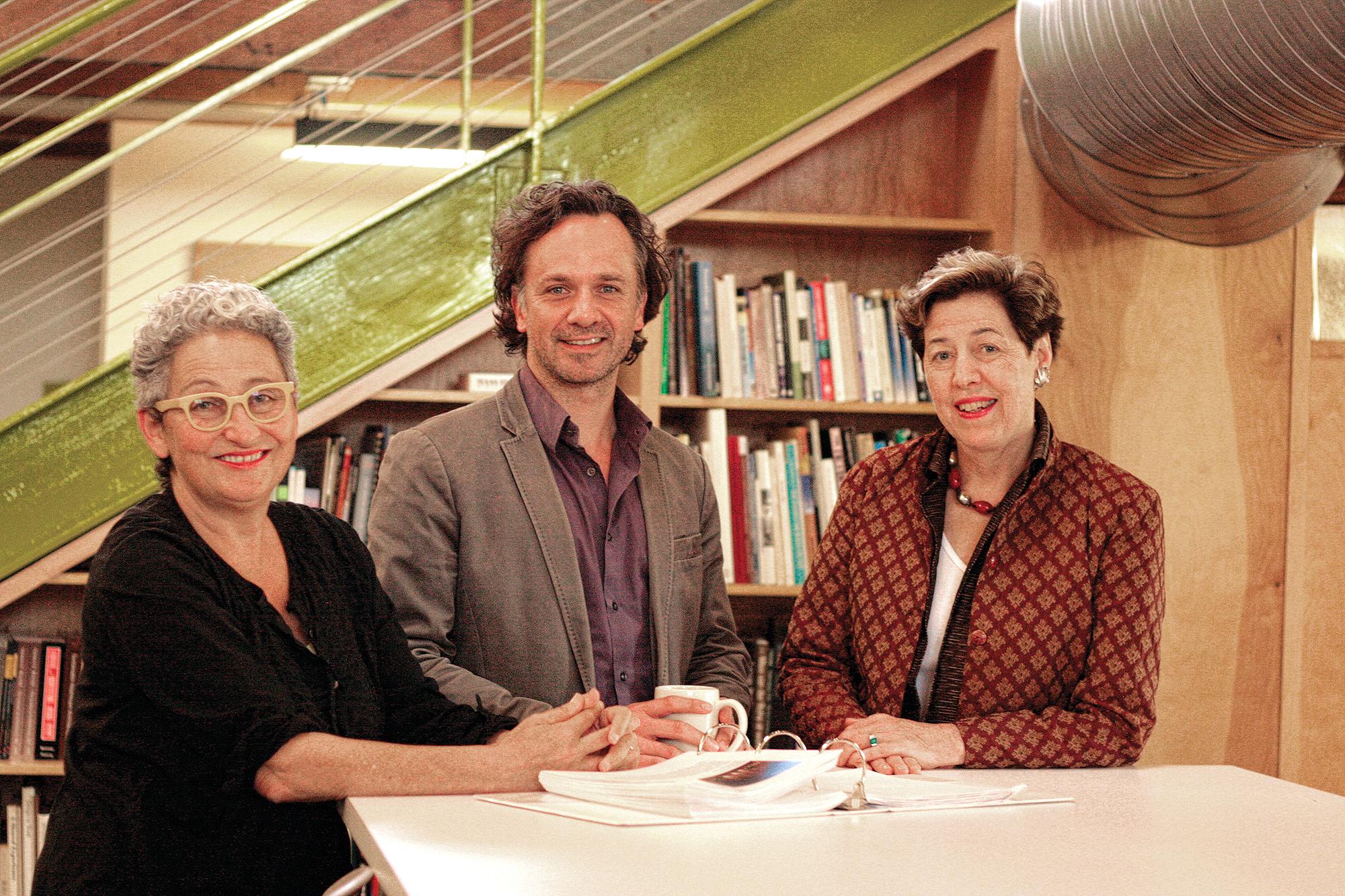 Eizenberg, Stockman, and Beha