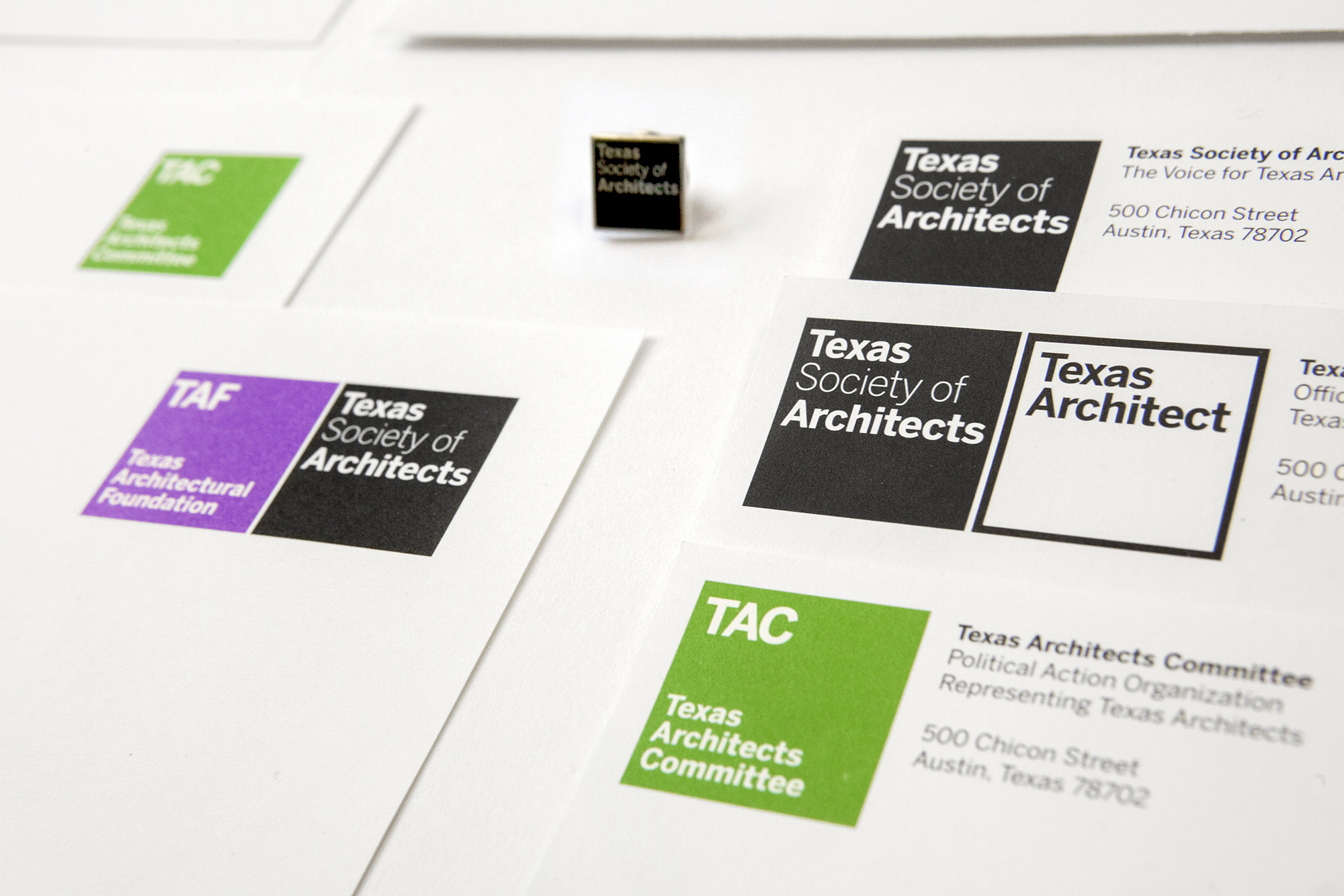 Texas Society of Architects