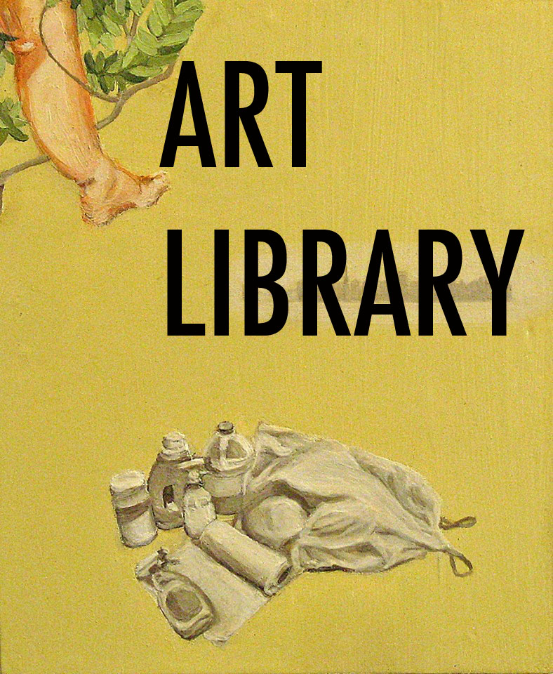 Community Supported Art Library