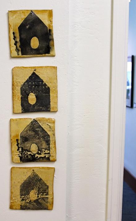 Shannon Castle. Clay Houses (8 of them), clay, $35 each.jpg