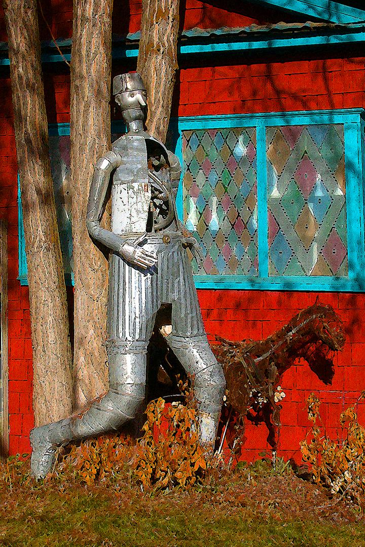 Mary Hockenberry, Tin Man, Photography, $150.jpg