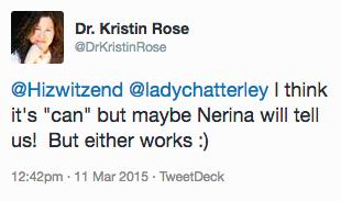 Dr. Kristin Rose Asks Nerina Pallot a Question - Dalai Lama Post - Action Card Blog