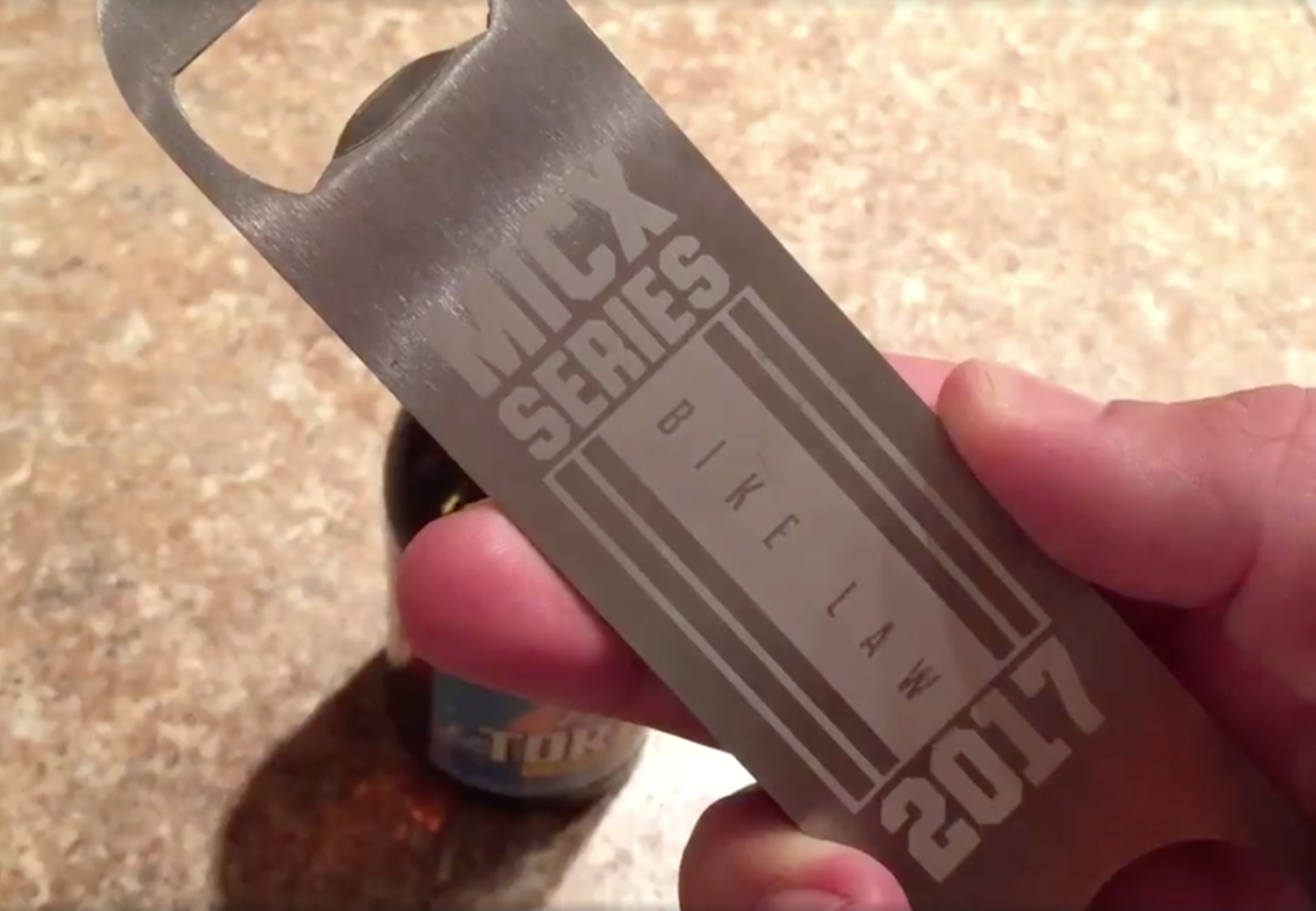 MICX Bottle Opener Graphic