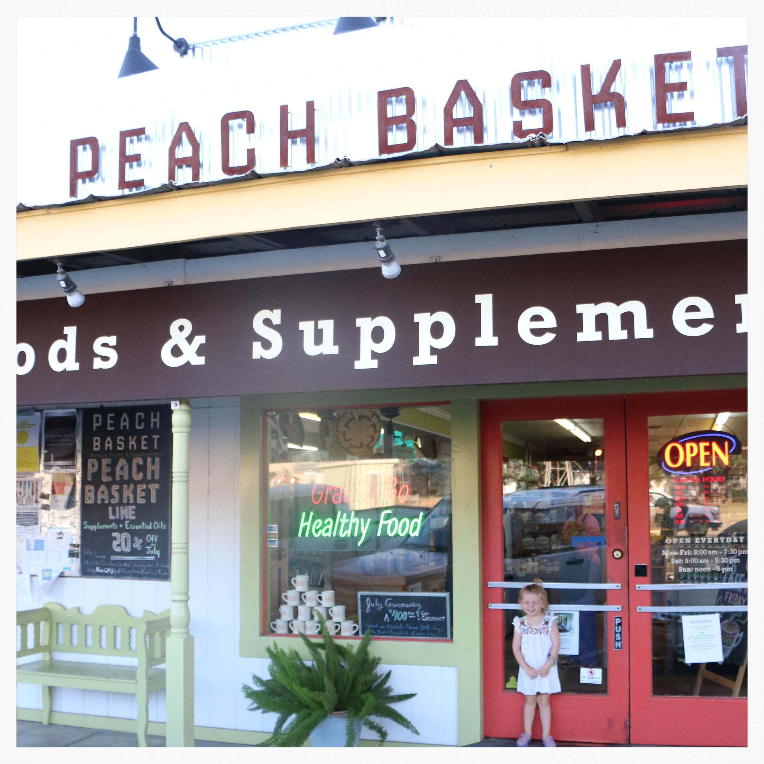 The Peach Basket