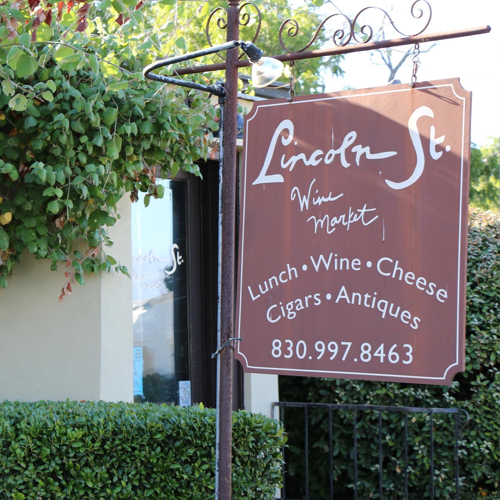 LINCOLN STREET WINE MARKET