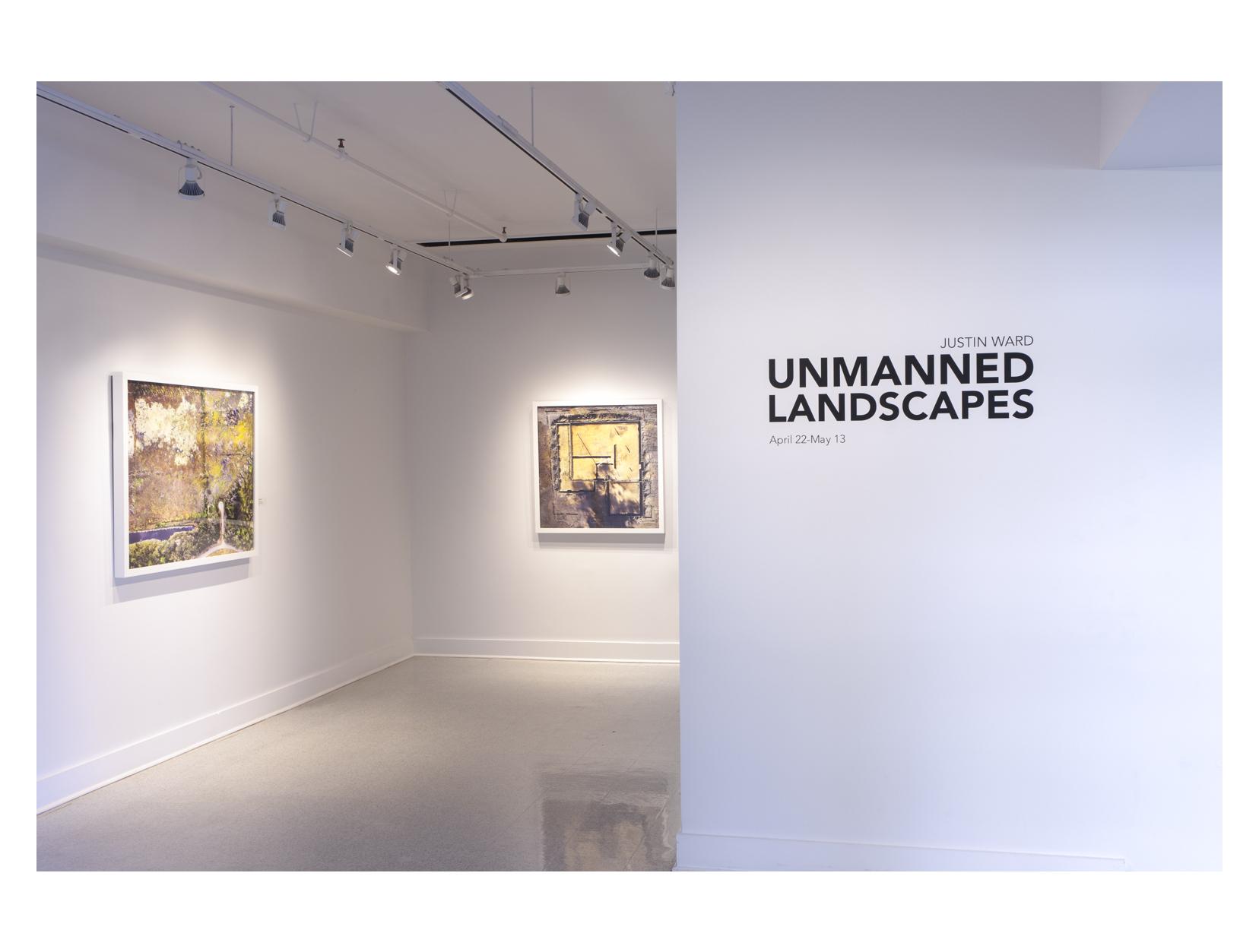 Unmanned Landscapes