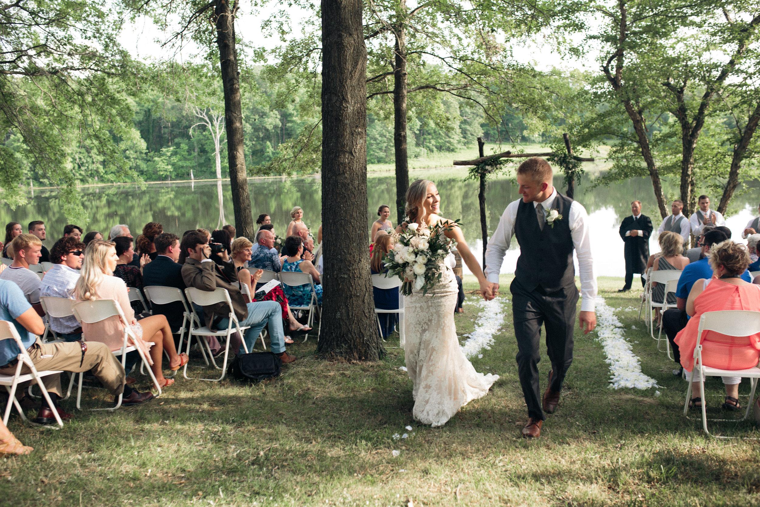 bohemian wedding recessional