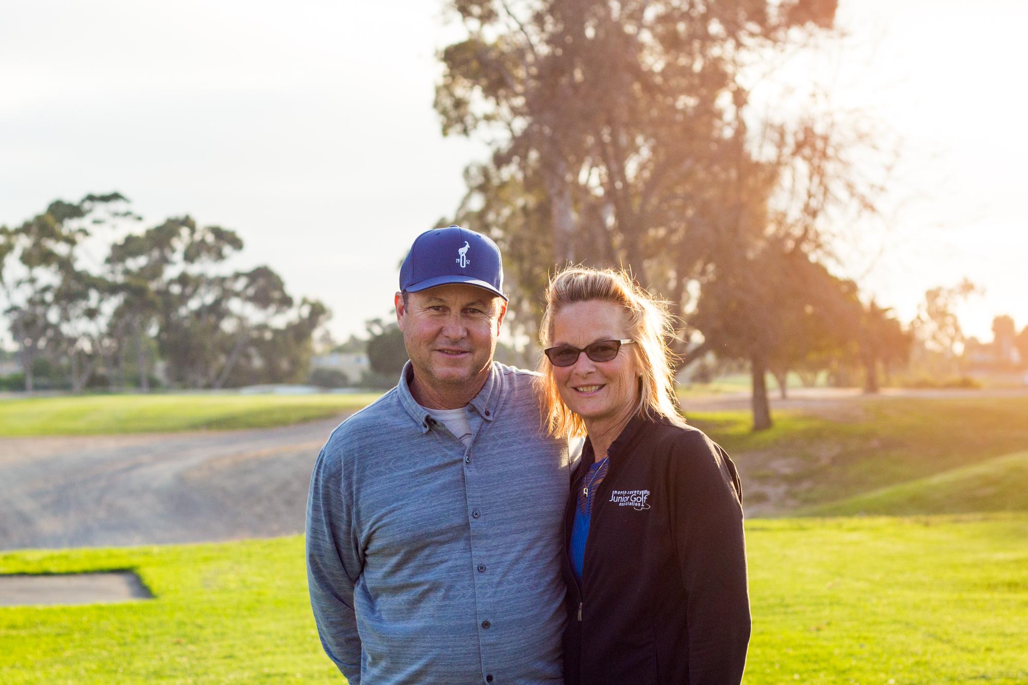 Dave & Marcia Emerick, founders of the NCJGA