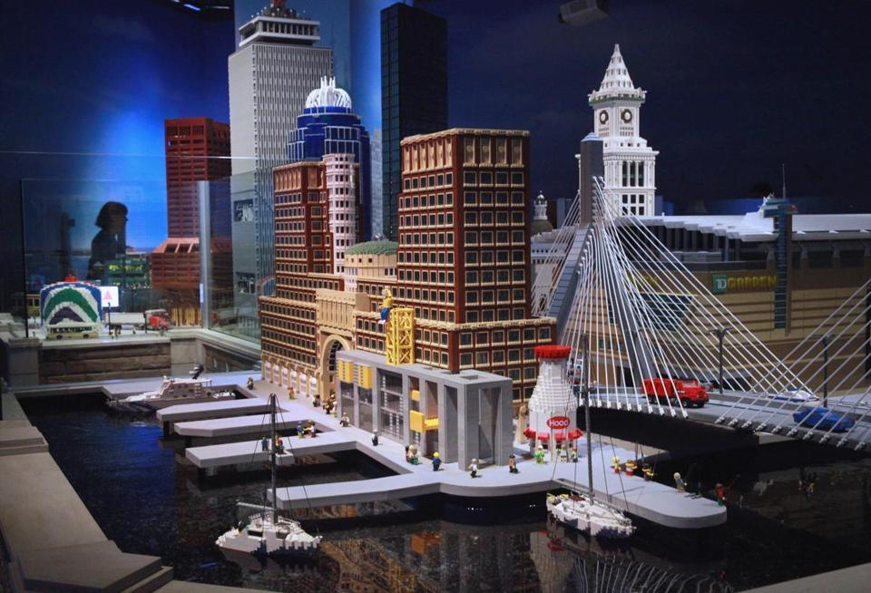 New  Legoland Discovery Center  is opening up in our neighborhood. Looks awesome.
