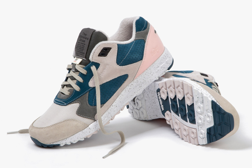 Love these sneakers from Reebok.