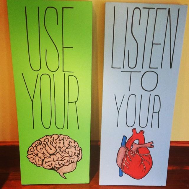 Brain/Heart