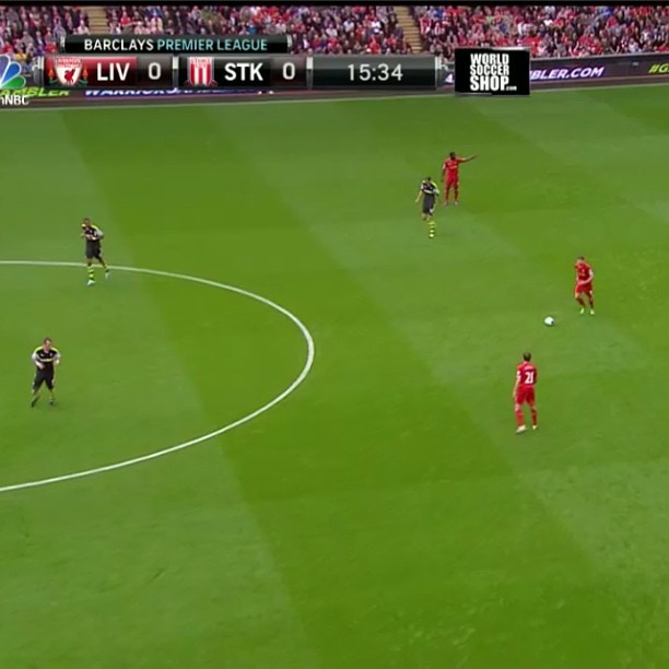 EPL live stream to my phone via the NBC Sports Live app, is pretty awesome. Great quality.