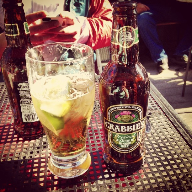 It's #CrabbiesHour  (at Parish Cafe & Bar)