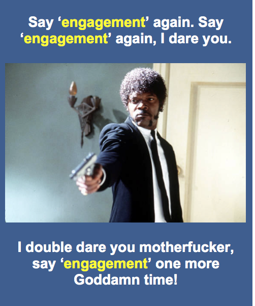 My life in social media.