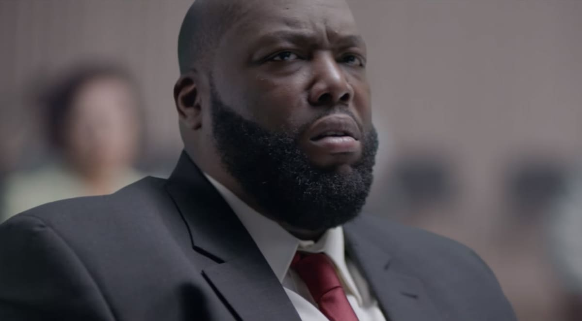"TRIGGER WARNING : A NETFLIX ORIGINAL SERIES   Killer Mike tries to change the world, one crazy, experimental idea at a time. From the producers of the ""Eric Andre Show"" and ""Nathan for You"", and the director ""Kumaré"", this docu-comedy series defies genre and makes you wonder.  Coming to Netflix in January 2019. (VIDEO NOT AVAILABLE - SORRY)"