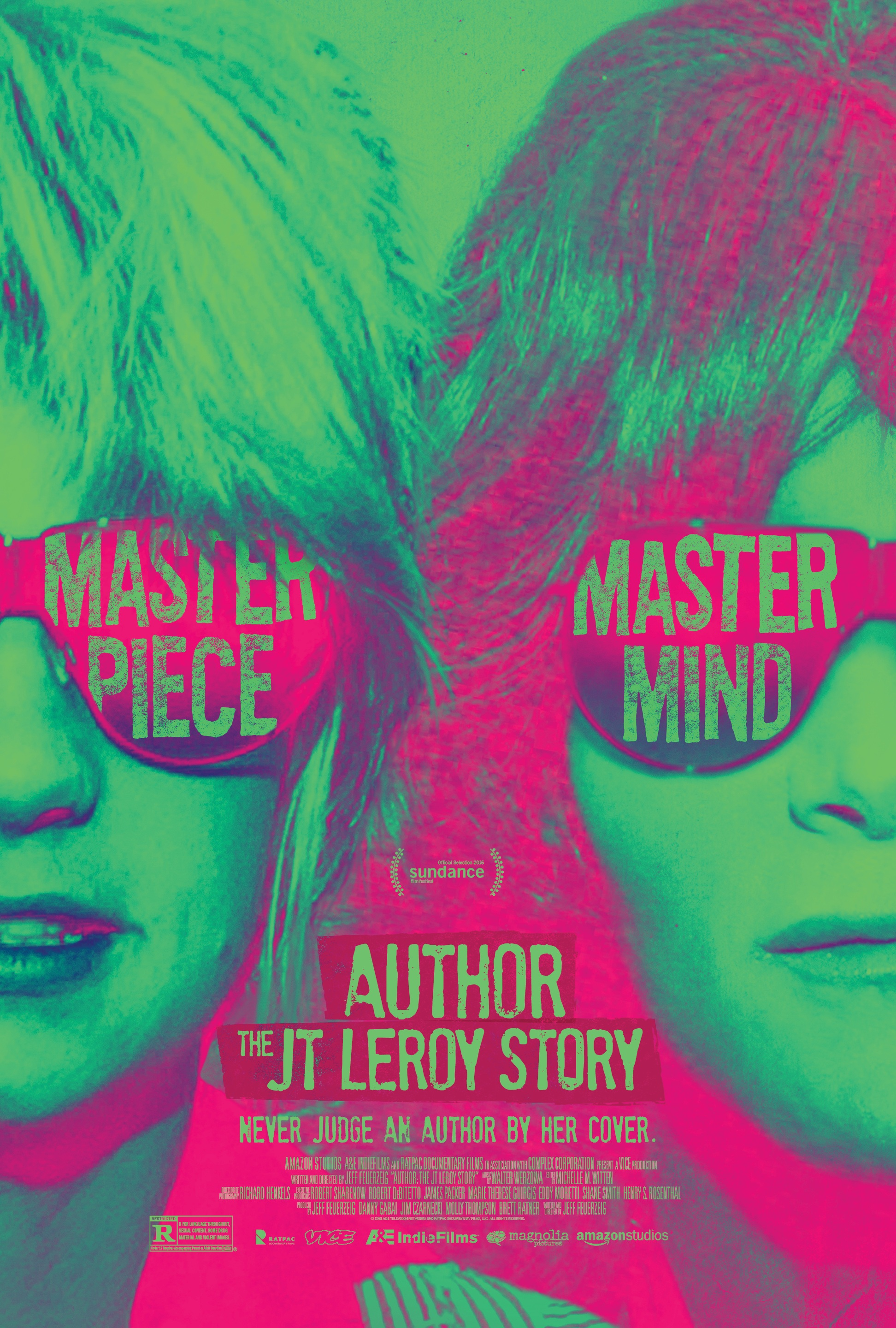 AUTHOR : THE JT LEROY STORY
