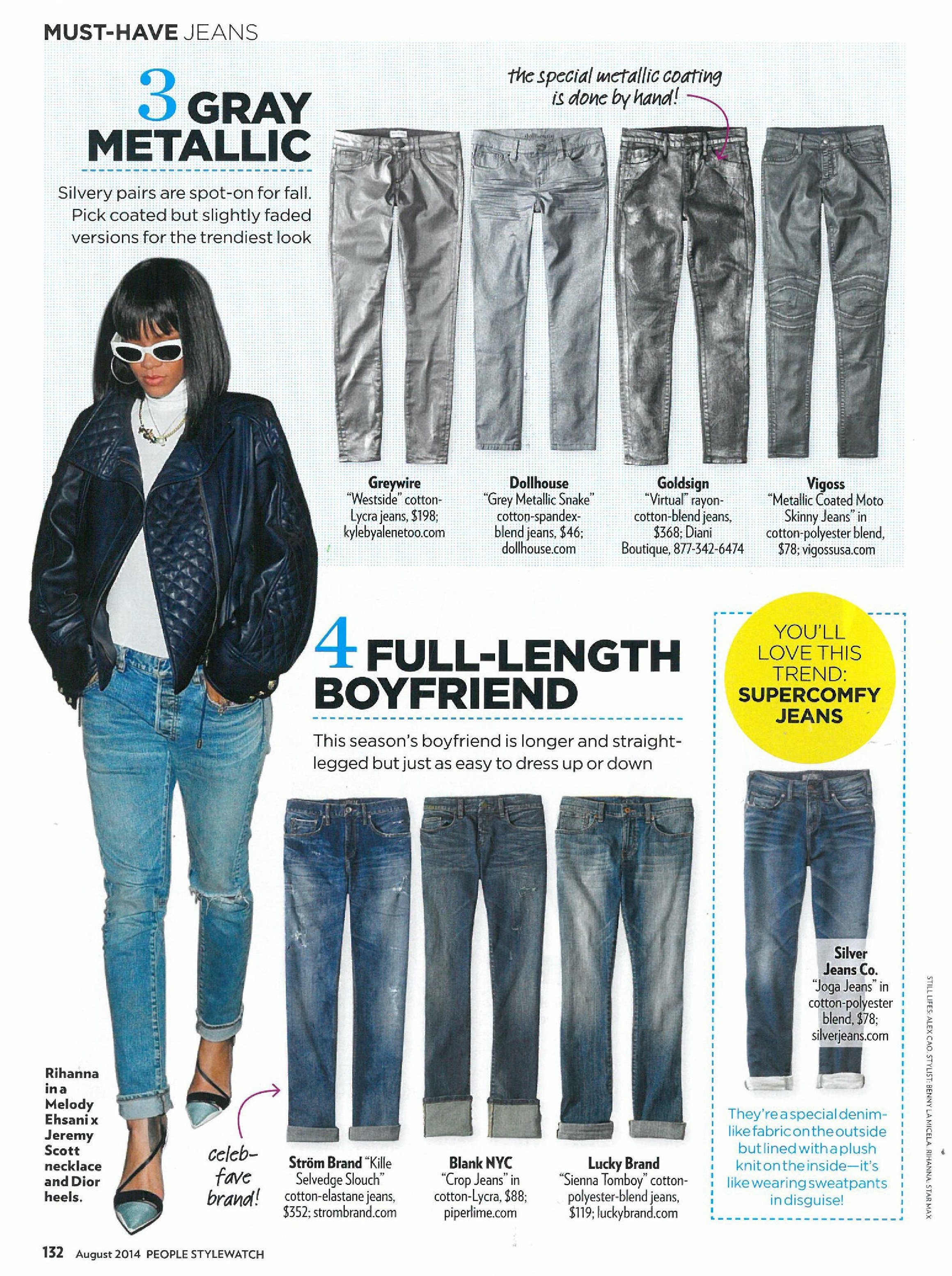 People StyleWatch, August 2014