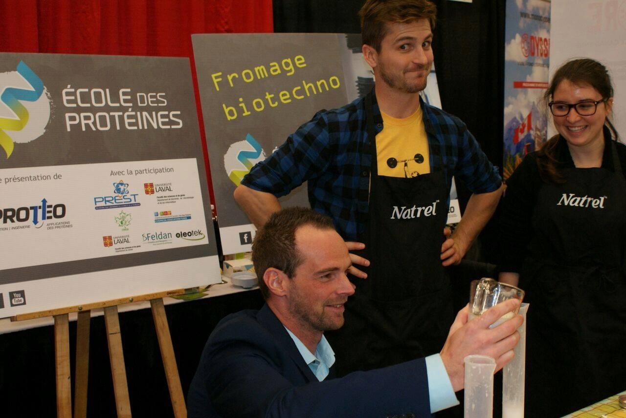 Crédit photo : Salon Carrière Formation