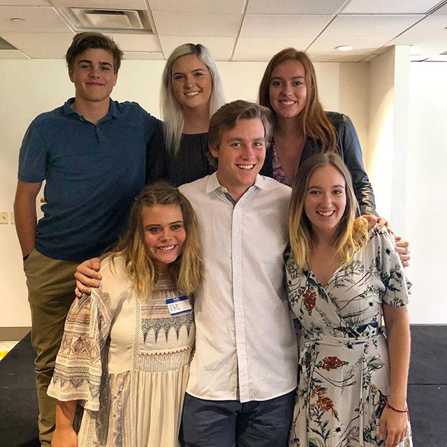 These 6 students started their Gap Year in Philadelphia, traveled to destinations in South America, the Middle East and East Africa! We are so proud to see them finish and see how they have grown! #taprootgapyear #gapadelphia #gapyear