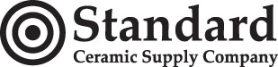Standard Ceramic Supply Co.    www.standardceramic.com   PO Box 16240, Pittsburgh, PA, 15240  (412) 276-6333