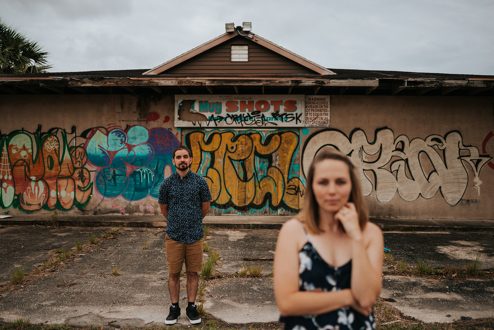 Melbourne florida engagement photographer