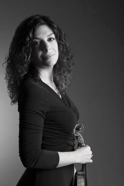 Gina DiBello, violin