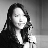 Sheryl Hwangbo, violin