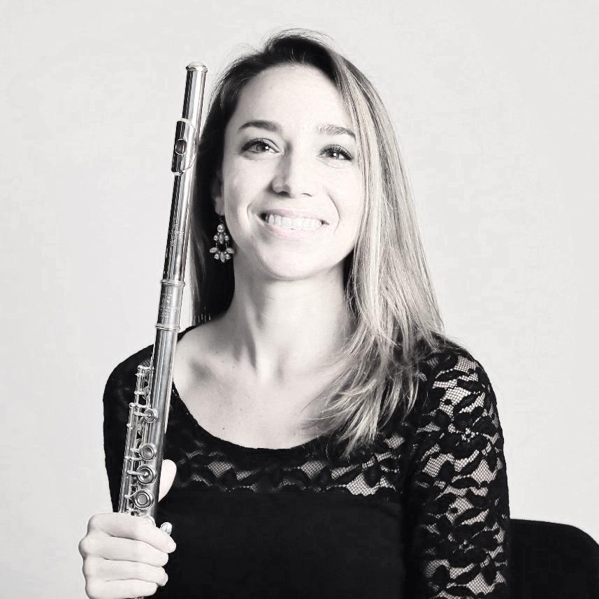 Amanda Blaikie, flutes