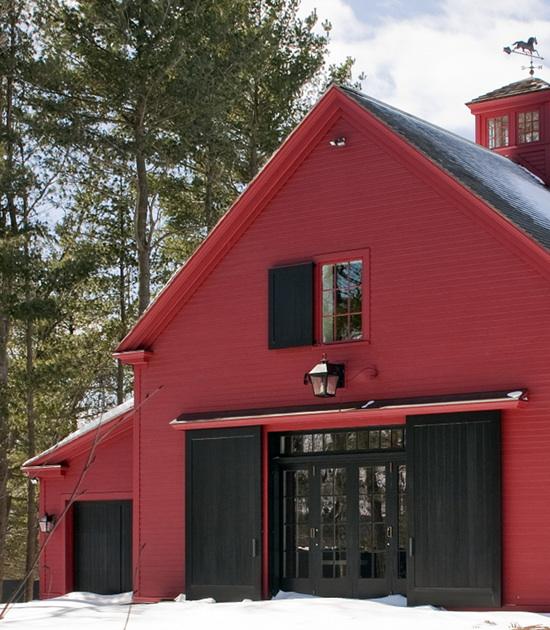 Custom barn doors. D13